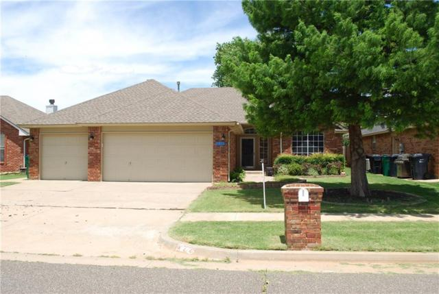 2725 SE 96th, Oklahoma City, OK 73160 (MLS #833338) :: Erhardt Group at Keller Williams Mulinix OKC