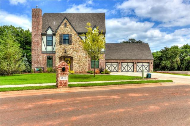 2616 Wood Edge Drive, Edmond, OK 73034 (MLS #833349) :: Erhardt Group at Keller Williams Mulinix OKC