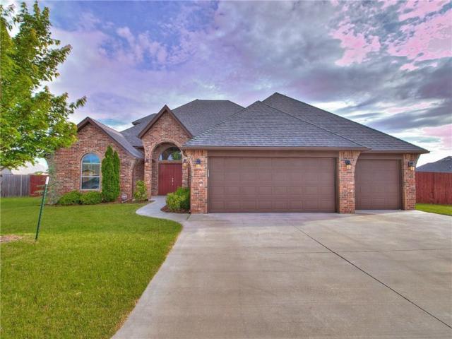 17101 Cadiz Court, Oklahoma City, OK 73170 (MLS #833369) :: Homestead & Co