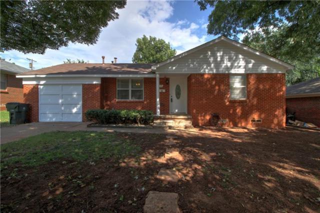 1316 N Oak Street, Guthrie, OK 73044 (MLS #833414) :: Wyatt Poindexter Group
