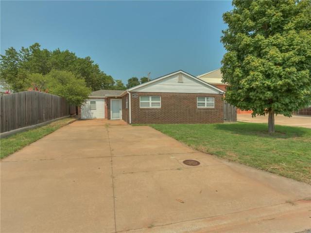 209 E Arapaho Avenue, Weatherford, OK 73096 (MLS #833444) :: Homestead & Co