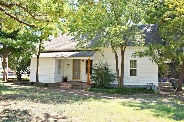 1401 S 8th Street, Chickasha, OK 73018 (MLS #833505) :: KING Real Estate Group