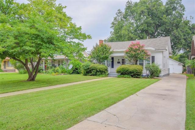 2021 NW 19th Street, Oklahoma City, OK 73106 (MLS #833517) :: KING Real Estate Group