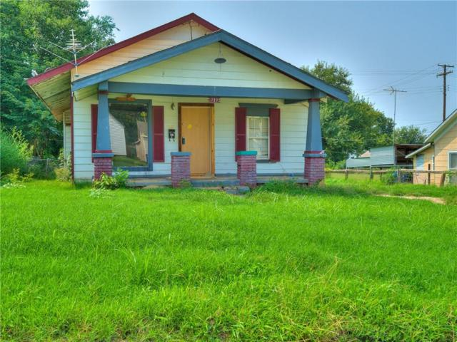 719 N Broad, Guthrie, OK 73044 (MLS #833542) :: UB Home Team