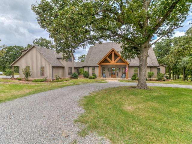 12589 Big Sky Drive, Shawnee, OK 74804 (MLS #833571) :: Erhardt Group at Keller Williams Mulinix OKC