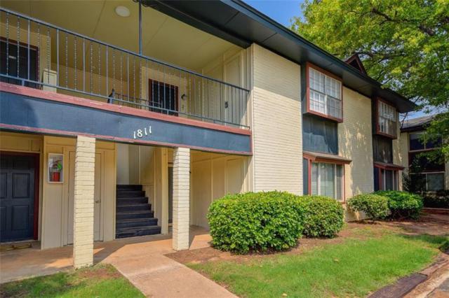 1811 E Lindsey Street #1, Norman, OK 73071 (MLS #833651) :: KING Real Estate Group