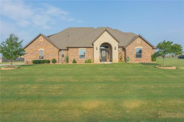 15401 Coral Creek, Oklahoma City, OK 73165 (MLS #833678) :: KING Real Estate Group
