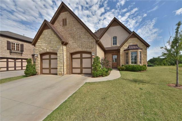 16828 Little Leaf Lane, Edmond, OK 73012 (MLS #833682) :: Meraki Real Estate