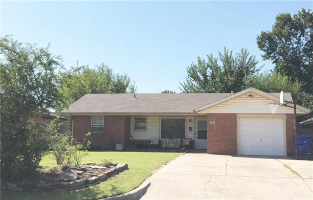 312 Mimosa Drive, Norman, OK 73069 (MLS #833715) :: Erhardt Group at Keller Williams Mulinix OKC