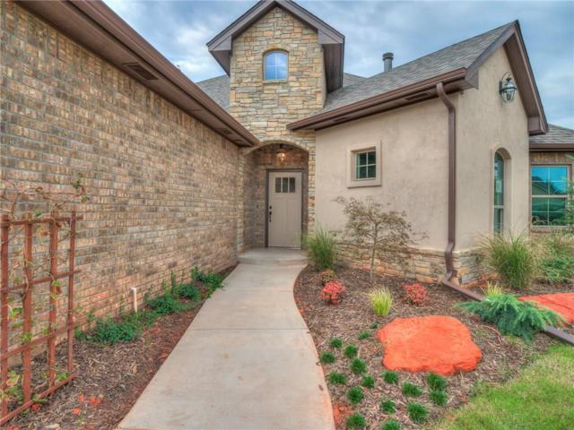 2409 Bretton Lane, Edmond, OK 73012 (MLS #833781) :: Wyatt Poindexter Group