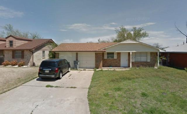 5715 Cedarwood Drive, Lawton, OK 73505 (MLS #833831) :: Wyatt Poindexter Group