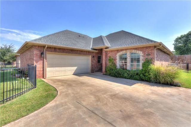 10324 Hawthorn, Oklahoma City, OK 73120 (MLS #833835) :: Erhardt Group at Keller Williams Mulinix OKC