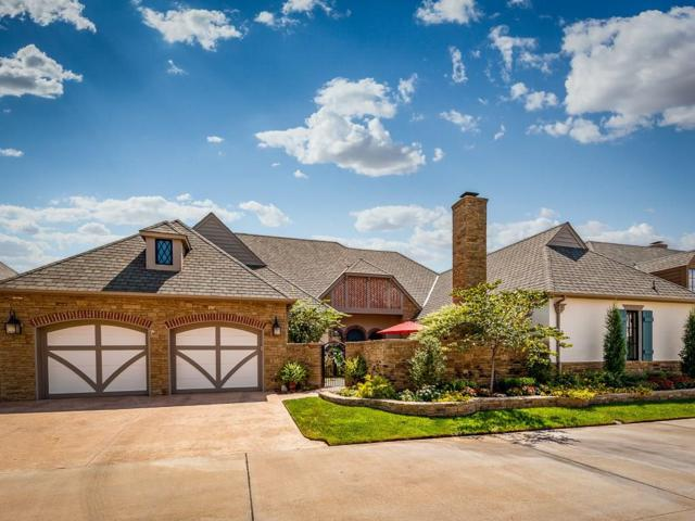16228 Morningside Drive, Edmond, OK 73013 (MLS #833858) :: Wyatt Poindexter Group