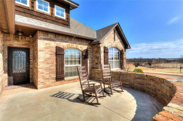 5933 Regis Court, Edmond, OK 73034 (MLS #833864) :: Wyatt Poindexter Group