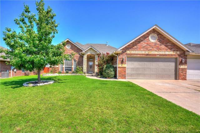 6217 SE 81st Terrace, Oklahoma City, OK 73135 (MLS #833901) :: Wyatt Poindexter Group