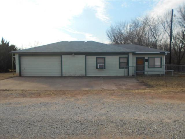 412 W 2nd, Chandler, OK 74834 (MLS #833914) :: Erhardt Group at Keller Williams Mulinix OKC