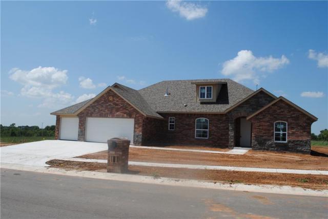 4535 Baldwin Avenue, Moore, OK 73160 (MLS #833936) :: Homestead & Co