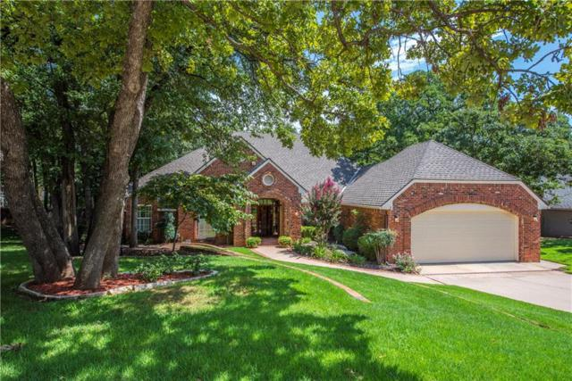 400 Crown Colony Road, Edmond, OK 73034 (MLS #833952) :: Wyatt Poindexter Group