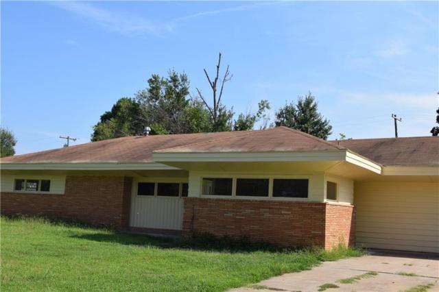905 Lee Avenue, Seminole, OK 74868 (MLS #834022) :: Wyatt Poindexter Group