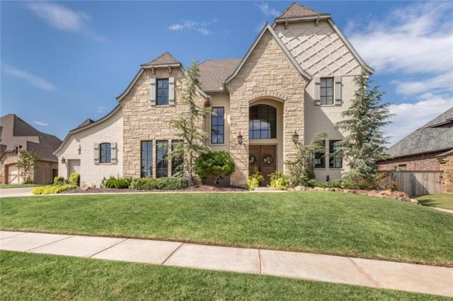 17849 Prairie Sky Way, Edmond, OK 73012 (MLS #834050) :: Homestead & Co