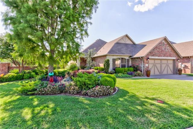 18001 Arbor Lane, Edmond, OK 73012 (MLS #834057) :: KING Real Estate Group