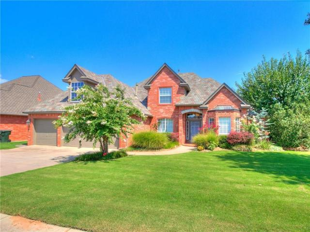 1001 Hearthstone, Norman, OK 73072 (MLS #834068) :: Wyatt Poindexter Group