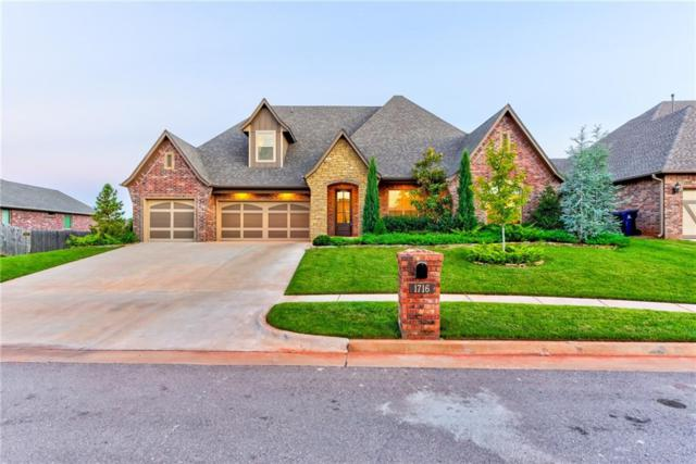 1716 NW 197th Street, Edmond, OK 73012 (MLS #834072) :: Wyatt Poindexter Group