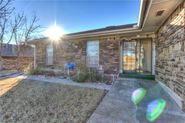 9712 Kent, Midwest City, OK 73130 (MLS #834112) :: Wyatt Poindexter Group