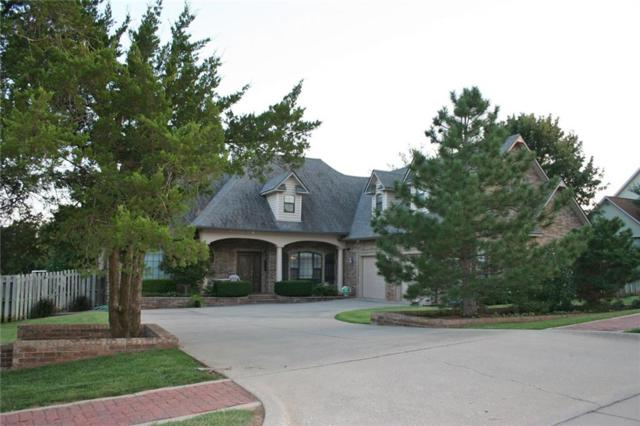 401 E Pulaski, Shawnee, OK 74804 (MLS #834113) :: Erhardt Group at Keller Williams Mulinix OKC