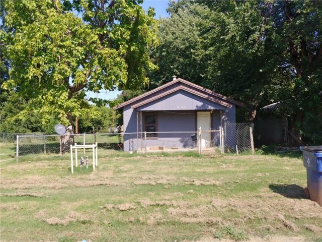 621 S 9th St, Chickasha, OK 73018 (MLS #834123) :: KING Real Estate Group