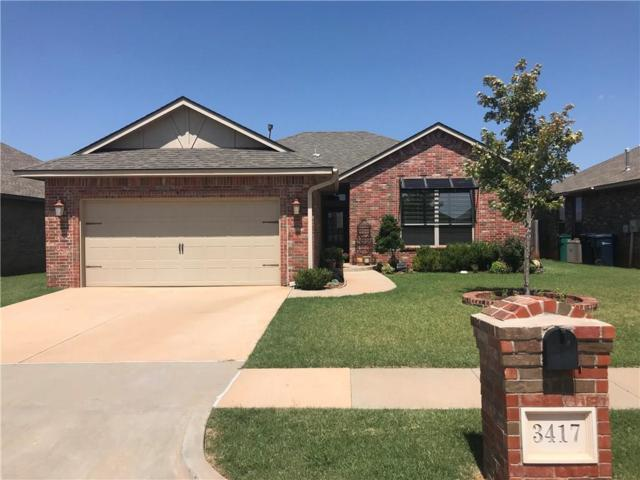 3417 NW 163rd Street, Edmond, OK 73013 (MLS #834124) :: Wyatt Poindexter Group
