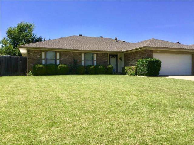 10805 Cecilia Drive, Oklahoma City, OK 73162 (MLS #834138) :: Wyatt Poindexter Group