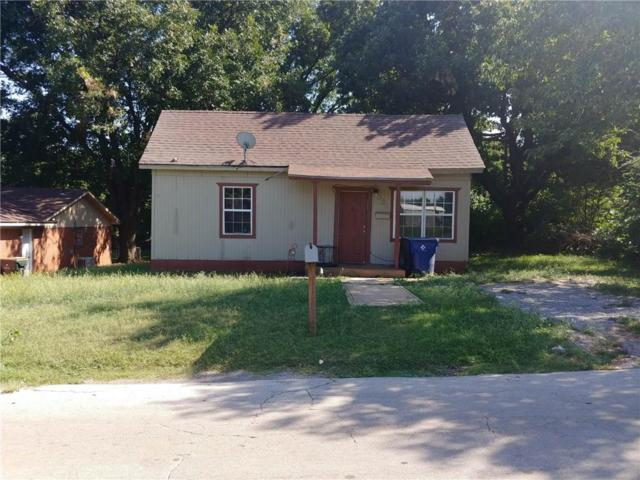 222 E Virginia Ave, Chickasha, OK 73018 (MLS #834145) :: Homestead & Co