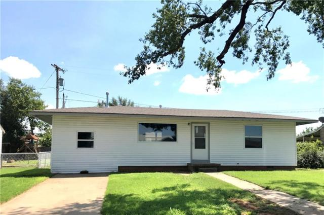 148 Herring, Elk City, OK 73644 (MLS #834154) :: KING Real Estate Group