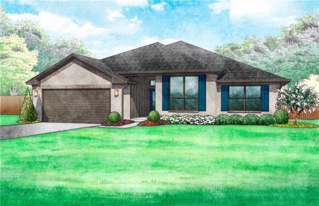 15804 Tall Grass Drive, Moore, OK 73170 (MLS #834157) :: Wyatt Poindexter Group