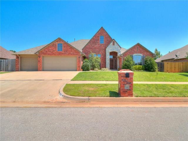 3204 Hampshire Lane, Oklahoma City, OK 73179 (MLS #834160) :: Wyatt Poindexter Group