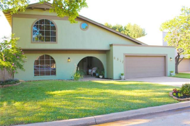 6317 Overcourt Manor, Oklahoma City, OK 73132 (MLS #834162) :: KING Real Estate Group