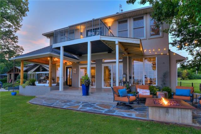 10 W Shore Drive, Arcadia, OK 73007 (MLS #834166) :: Wyatt Poindexter Group