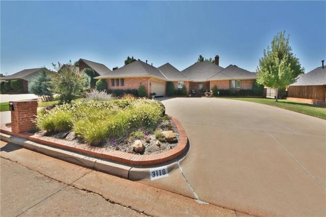 3116 Birch Bark Lane, Oklahoma City, OK 73120 (MLS #834173) :: Homestead & Co