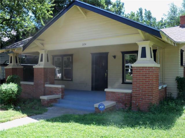 2134 NW 15th Street, Oklahoma City, OK 73107 (MLS #834215) :: KING Real Estate Group