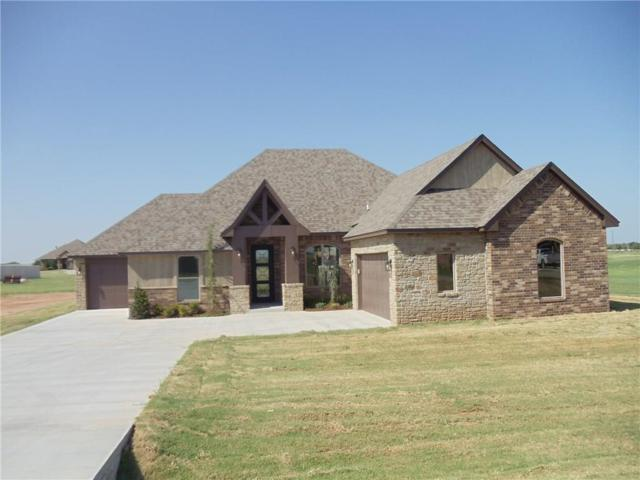 1215 Daniel Way, Tuttle, OK 73089 (MLS #834273) :: UB Home Team
