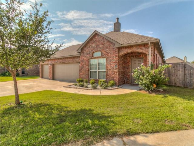 11012 SW 38th Circle, Mustang, OK 73064 (MLS #834274) :: Wyatt Poindexter Group