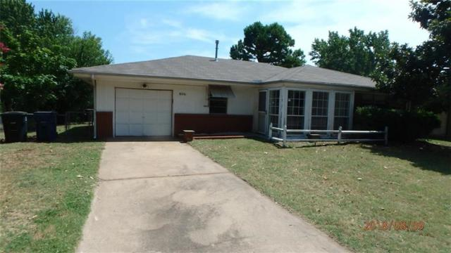 806 N Jackson Avenue, Blanchard, OK 73010 (MLS #834305) :: Wyatt Poindexter Group