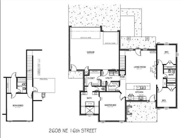 2608 NE 16th Street, Moore, OK 73160 (MLS #834307) :: Wyatt Poindexter Group