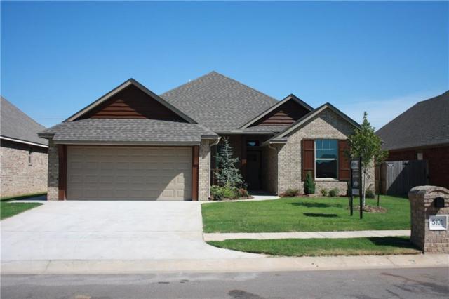 5101 Sw 120th Terrace, Oklahoma City, OK 73173 (MLS #834309) :: Wyatt Poindexter Group