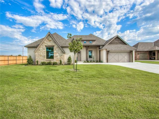 9733 SW 21st Street, Oklahoma City, OK 73128 (MLS #834333) :: Wyatt Poindexter Group