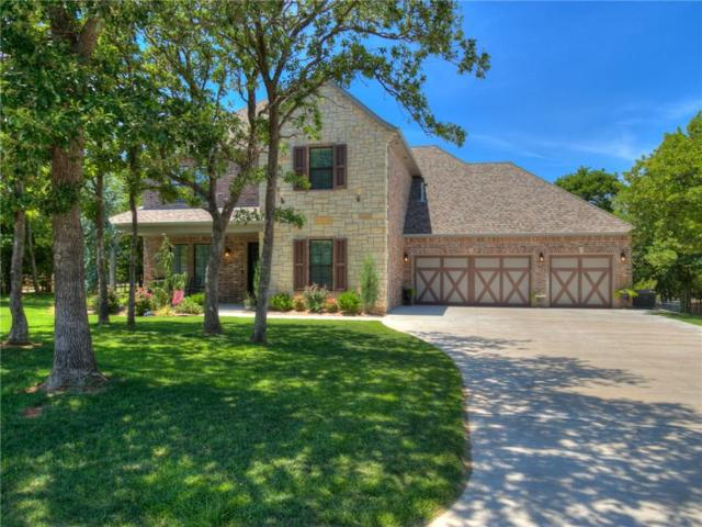 14753 Bella Terra Way, Edmond, OK 73034 (MLS #834360) :: Wyatt Poindexter Group