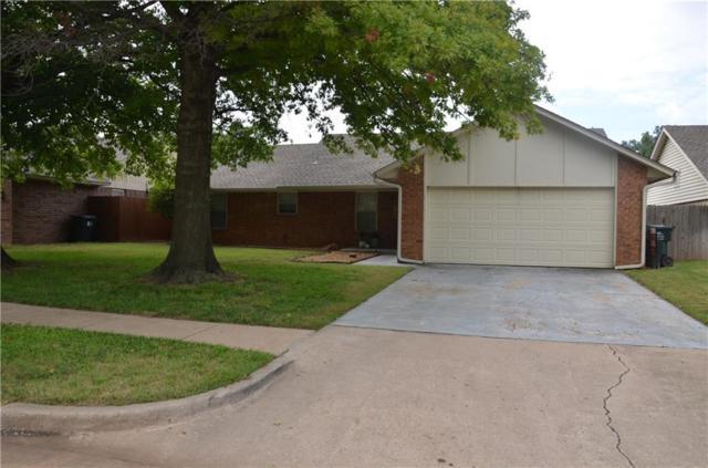 4708 Ranchwood Terrace, Norman, OK 73072 (MLS #834363) :: Wyatt Poindexter Group
