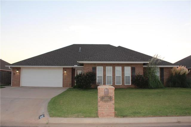 3013 White Tail, Altus, OK 73521 (MLS #834368) :: Wyatt Poindexter Group