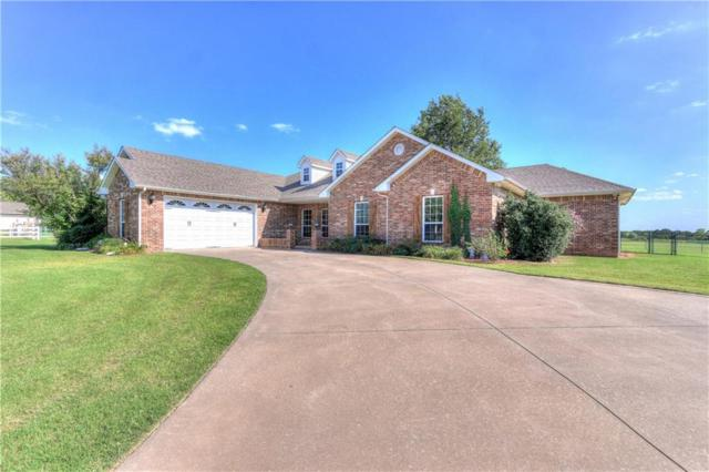 36605 45th Street, Shawnee, OK 74804 (MLS #834372) :: Barry Hurley Real Estate